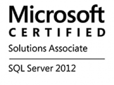 learn MCSA SQL Server 2012 vottun training course